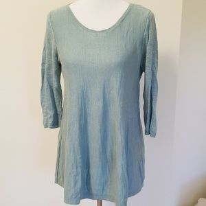 Anthropologie Moth flowy tunic